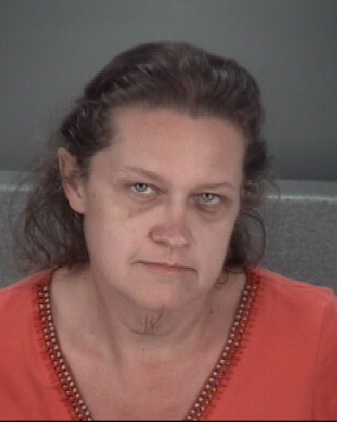 KINETA IDA LOUISE  PETREE Mugshot / County Arrests / Orange County Arrests